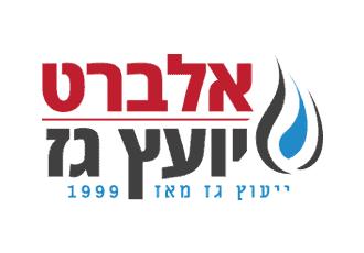לוגו מעוצב ליועץ גז