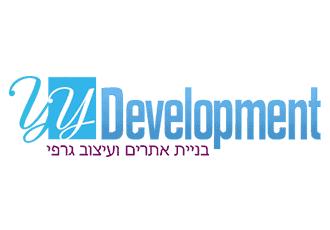 עיצוב לוגו לחברת בניית אתרים