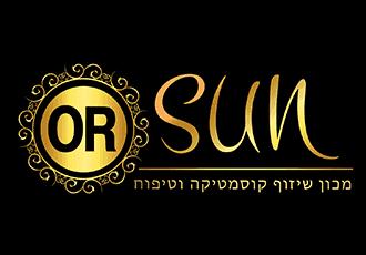 עיצוב לוגו לעסק של מכון שיזוף