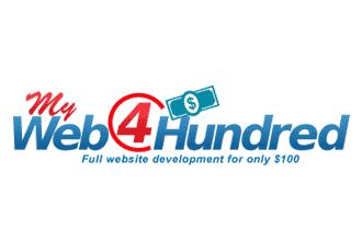 עיצוב לוגו לדוגמא לחברת בניית אתרים בזול