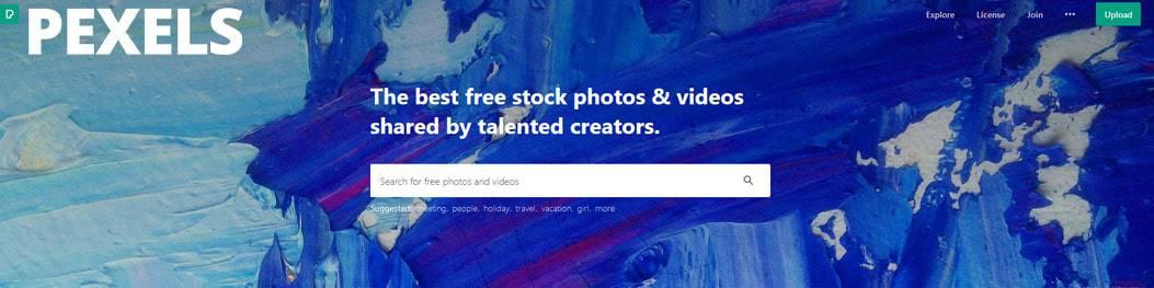 פיקסלס - אתר חינמי להורדת תמונות לשימוש מסחרי