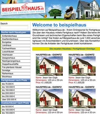 אתר למכירת בתים